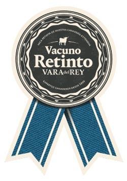 VACUNO RETINTO VARA DEL REY