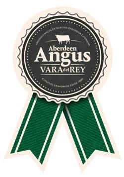 ANGUS VARA DEL REY